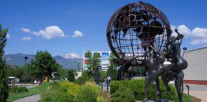The Olympic Training Center - Colorado Springs