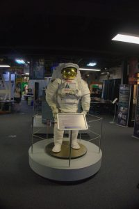 Colorado Springs Space Foundation's Discovery Center Astronaut Suit