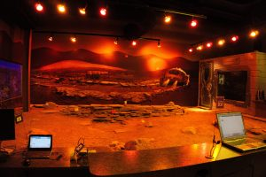 Colorado Springs Space Foundation's Discovery Center Mars Rover Piloting