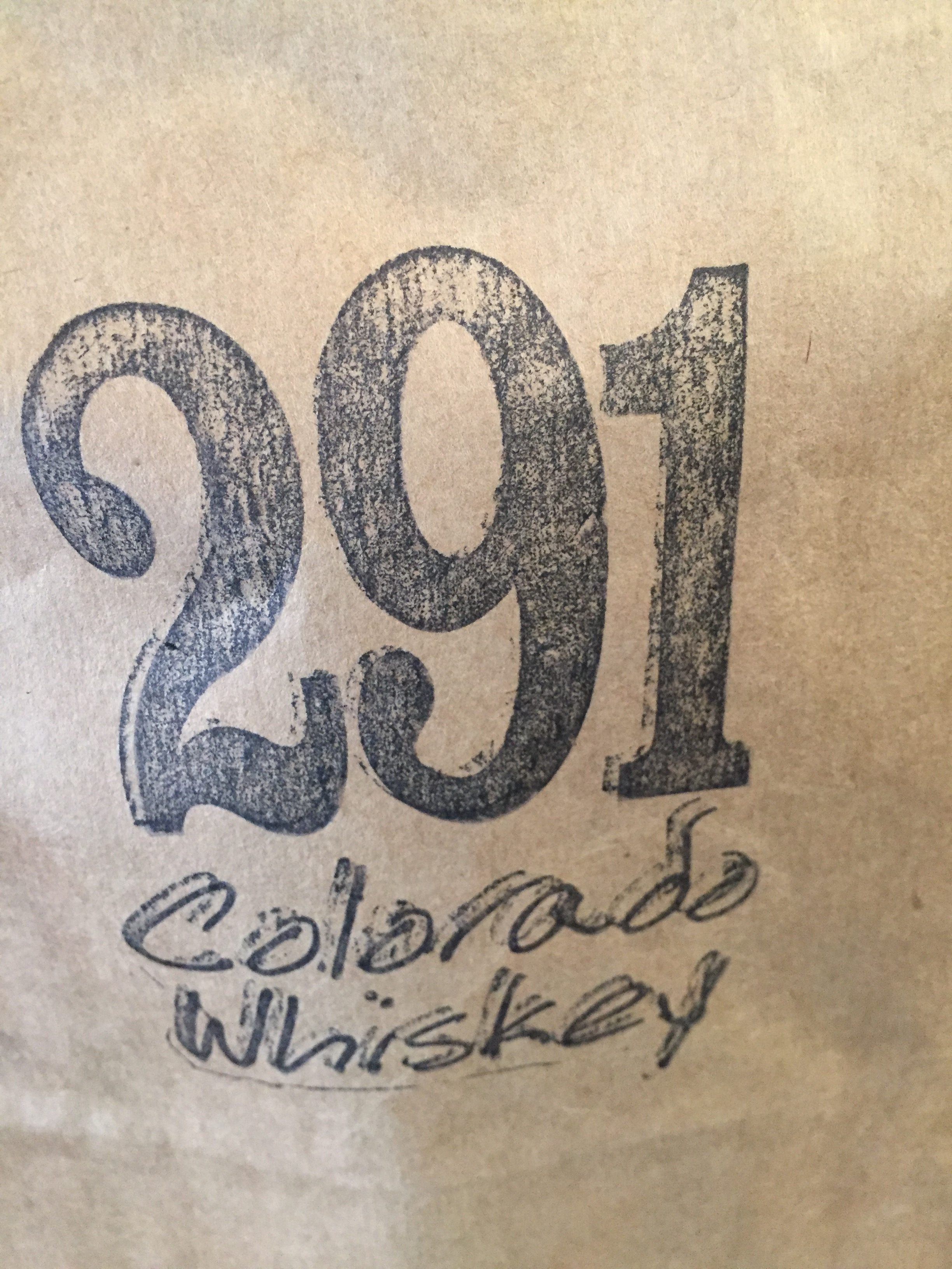 291 Whiskey Distillery - Colorado Springs