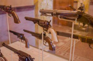 pioneer museum - gun case
