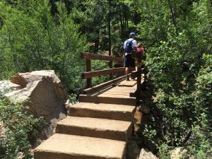 Seven Bridges Hike - Colorado Springs Real Estate Guy