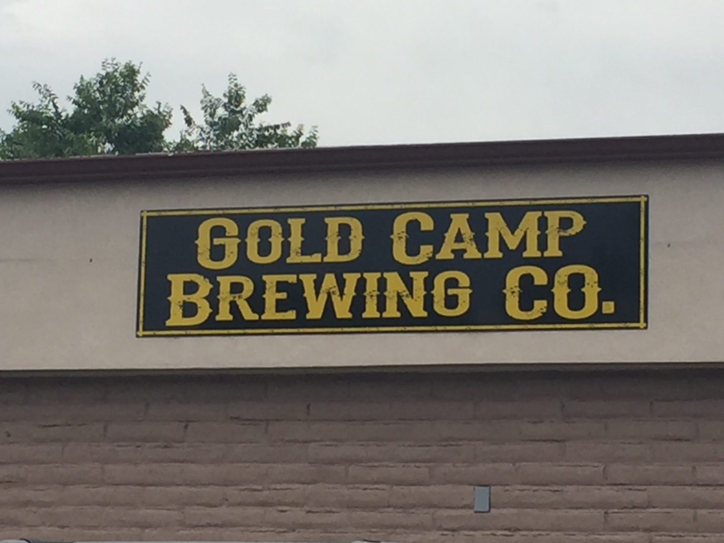 Gold Camp Brewing Co. - Colorado Springs Real Estate Guy