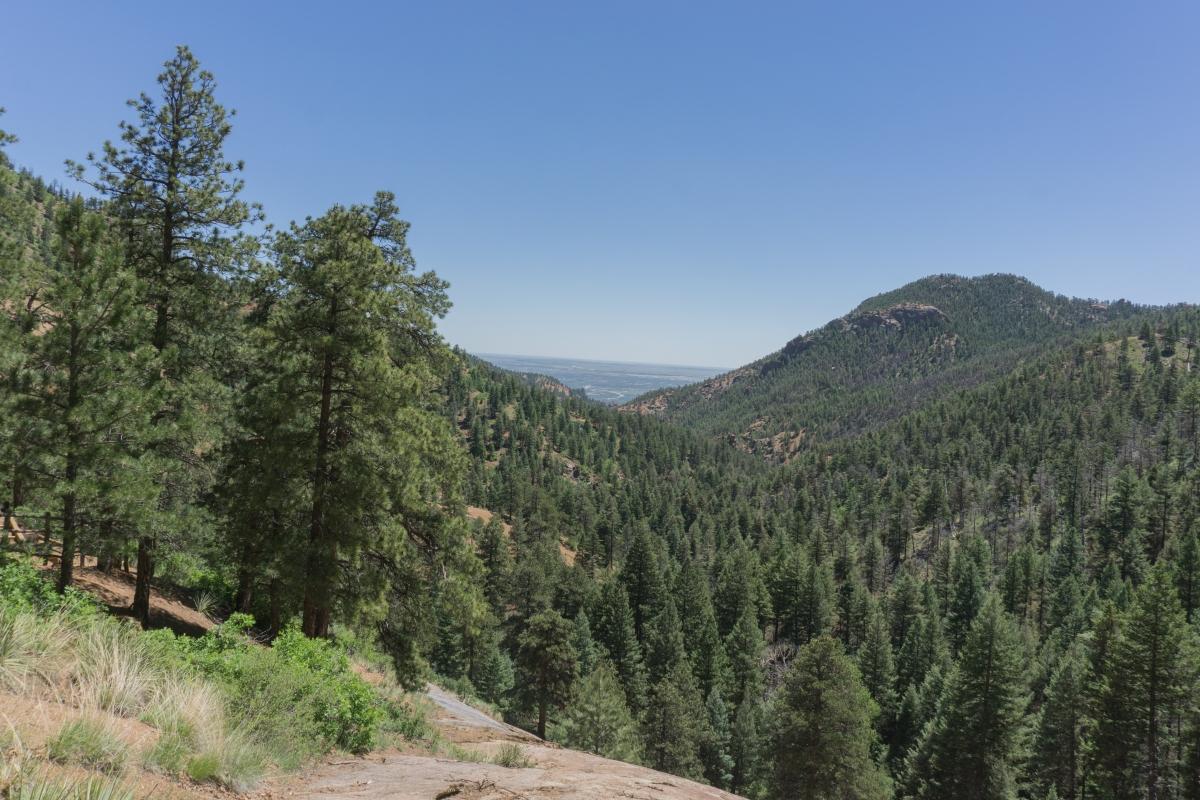 Seven Falls - Broadmoor - Colorado Springs